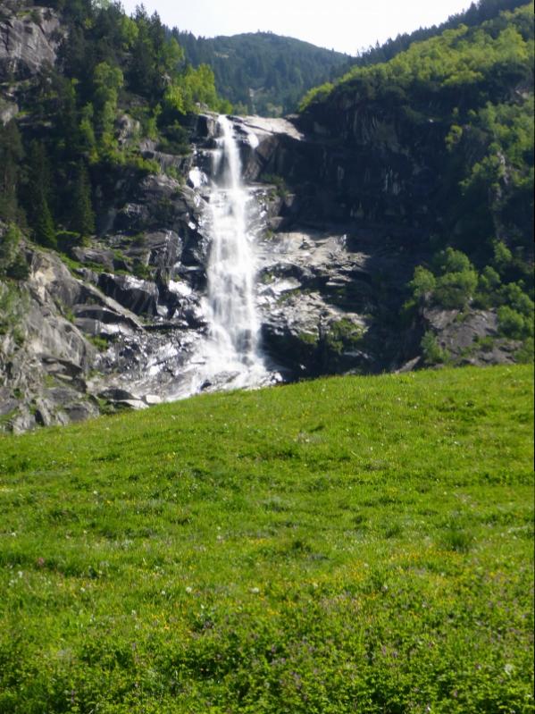Zillergrund Wasserfall II