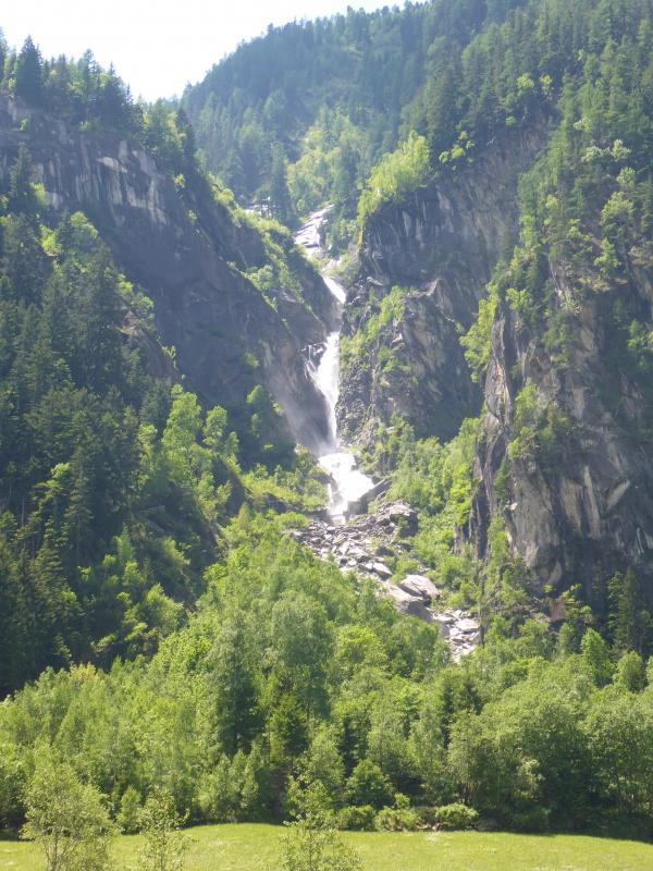 Zillergrund Wasserfall III