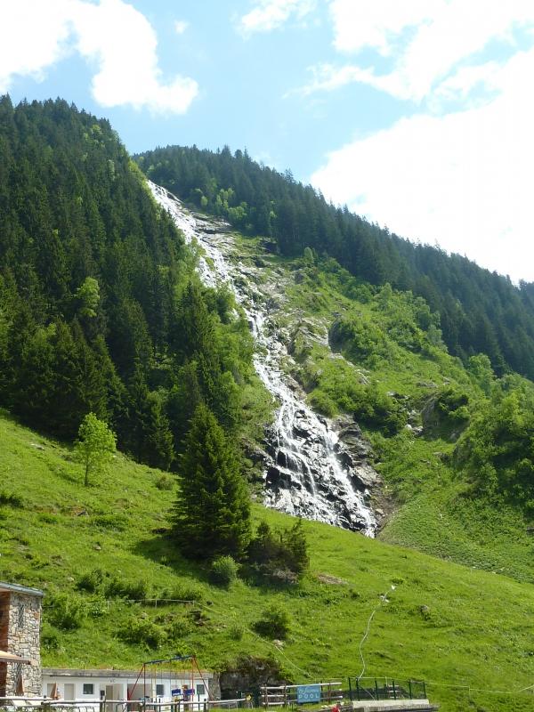 Stilluptal Wasserfall I