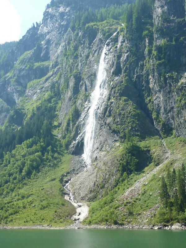 Stilluptal Wasserfall II